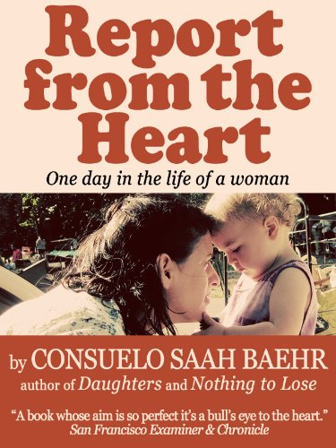 Report From The Heart (24 hours in the mind of a mother) (English Edition)