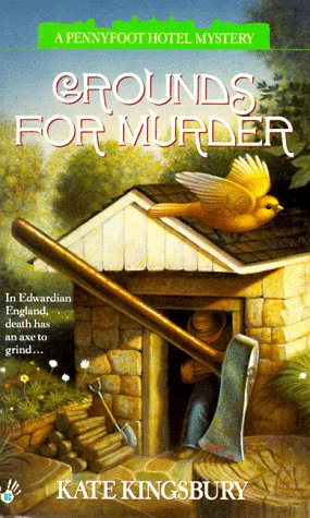 Download Grounds for Murder (Pennyfoot Hotel Mysteries) 0425149013