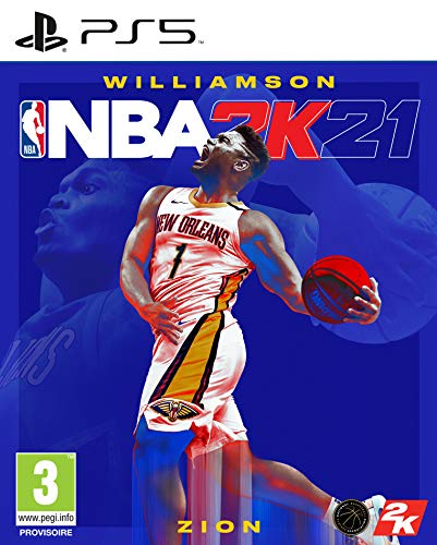 NBA 2K21 (PS5) [Importación francesa]