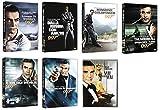 007 James Bond - Sean Connery (7 film in DVD) Edizione Italiana
