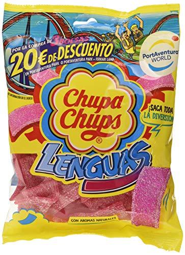 Chupa Chups, Golosina (Lenguas) - 1 de 150 gr