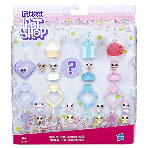 Littlest Pet Shop E1012ES0 - Bambola Frosting Frenzy