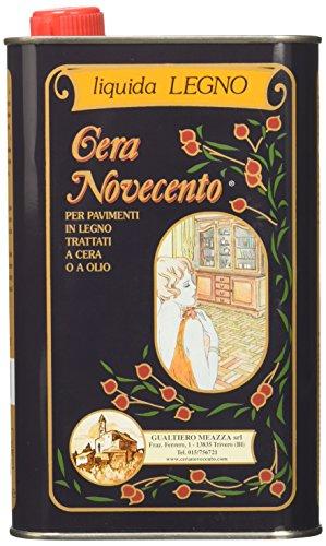 Novecento X905 Cera Liquida Legno, Neutro, 1 litro