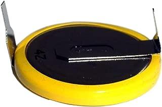 HQRP Rechargeable Battery compatible with 3-series BMW E90 / E91 / E92 / E93 Key Fobs plus HQRP Coaster
