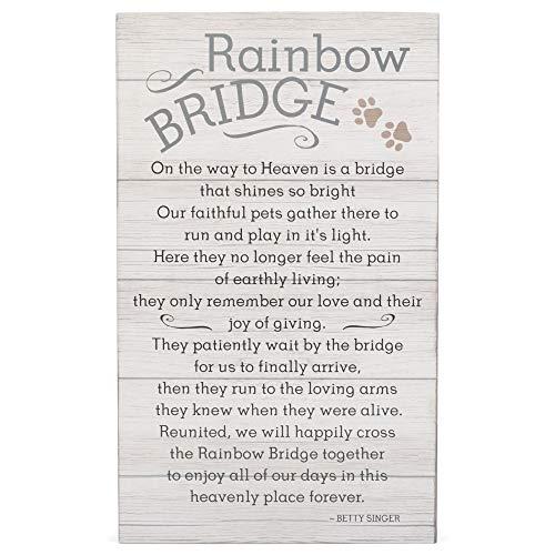 rainbow bridge memorial