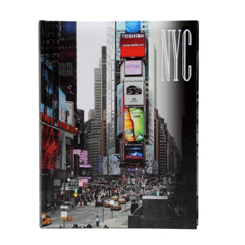 New York City NYC Fotoalbum Einsteckalbum Times Square 180 Fotos