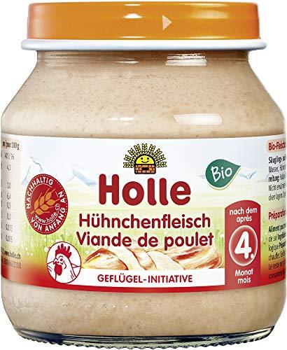 Holle Bio Hühnchenfleisch (2 x 125 gr)