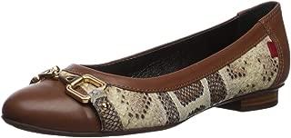 MARC JOSEPH NEW YORK Womens Womens Genuine Leather Made in Brazil Park Ave Flat