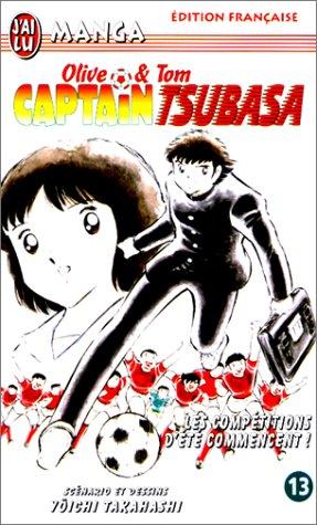 Captain Tsubasa, Tome 13 : Les compétitions d'été commencent