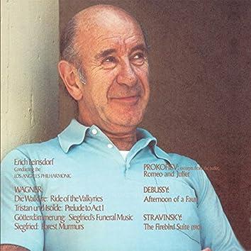 The Leinsdorf Sessions: Erich Leinsdorf Centennial