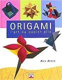 Origami : L'Art du papier plié