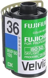 Fuji Velvia RVP-135-36 50ASA Slide Film