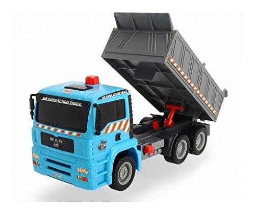 Dickie Toys - 203805001 - Tombereau - Air Pump - Radiocommandé - Echelle 1/24