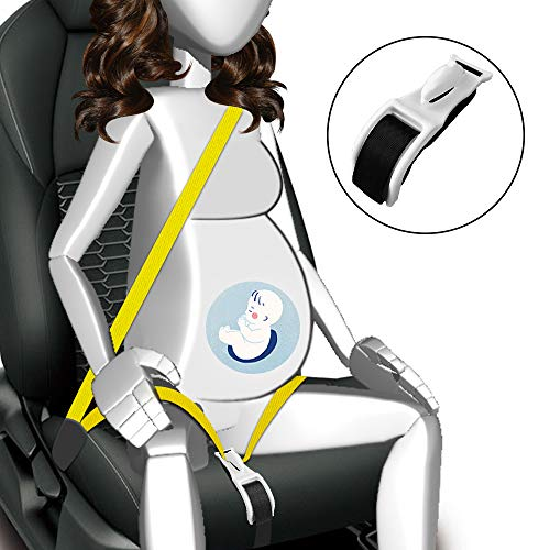 Bump Belt Pregnancy Seat Belt Dolphin Maternity Seat Belt Adjuster Comfort & Safety for Maternity...
