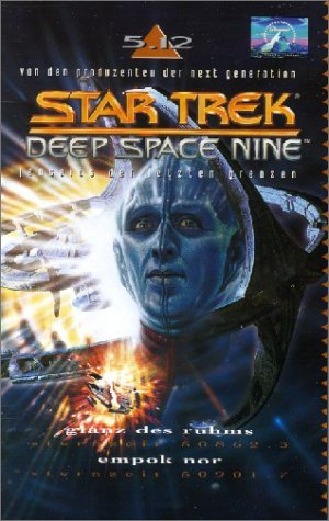 Star Trek - Deep Space Nine 5.12: Glanz des Ruhmes/Empok Nor