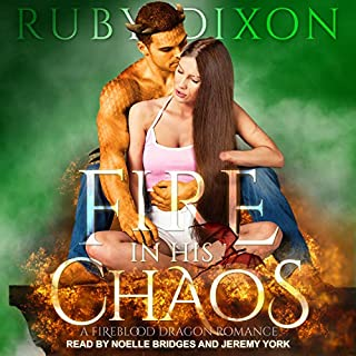 Fire in His Chaos cover art