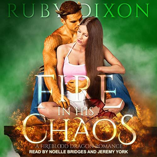Page de couverture de Fire in His Chaos