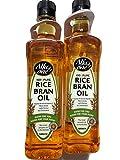 Alfa One Rice Bran Oil 2 Bottle Bundle