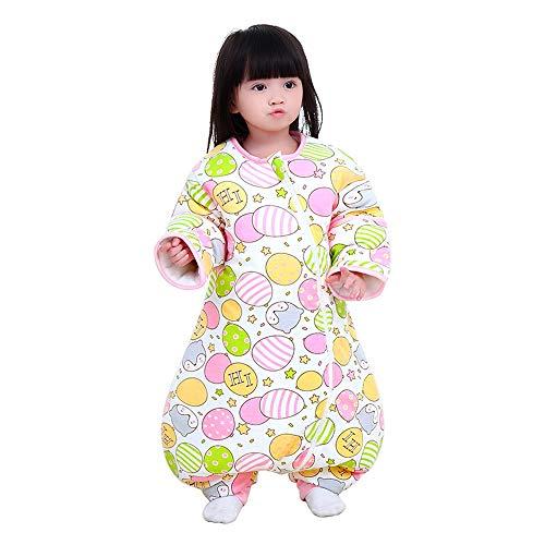 HS-01 babyslaapzak, slaapzak 75 x 34 cm, geschikt voor pasgeborenen, jongen of meisjes, 2-weg ritssluiting, deken baby wrapped kribbe en reizen roze