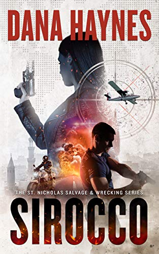 Sirocco (The St. Nicholas Salvage & Wrecking Series Book 2) (English Edition)