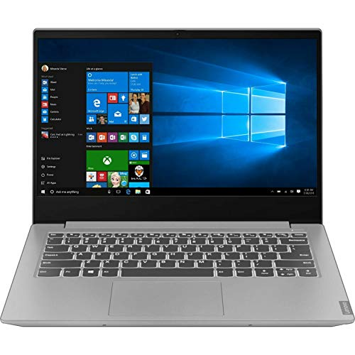 Lenovo Ideapad S340-14API (81NB0030UK) 14' Full HD Laptop AMD Ryzen 3 3200U / 2.6 GHz Processor, 4GB RAM, 128GB SSD, Windows 10 S - Platinum Grey