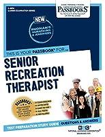 Senior Recreation Therapist