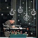 Weihnachten Fenstersticker