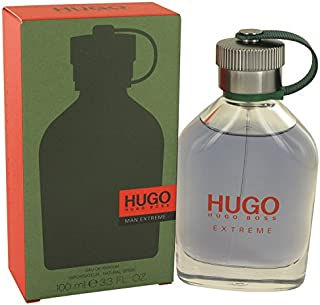 Hůgo Bðss Extrème Colόgne For Men 3.3 oz Eau De Parfum Spray + a Free Vial