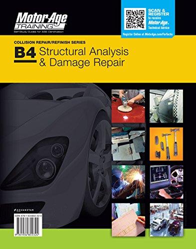 ASE B4 Practice Test - Structural Analysis & Damage Repair...