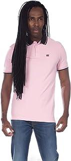 Polo Levis Masculino Breaker Sportswear Rosa efb3f76755426