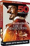 Great Adaptations - 50 Movie MegaPack