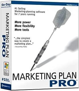 marketing plan pro software