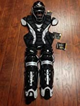 Easton Force adult baseball catchers equipment gear NEW Ages 16+ Black