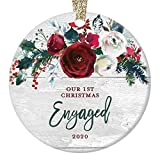 Top 10 Engagement Christmas Ornaments