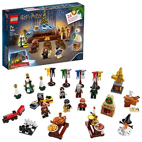LEGO Calendrier de l'Avent Harry Potter™ 2019 7 Ans et Plus, Jouet pour Fille et Garçon 305 Pièces