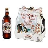 Victoria Cerveza - Paquete de 6 x 1000 ml - Total: 6000 ml