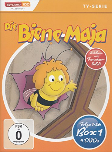 Box 1/Episoden 1-26 (4 DVDs)