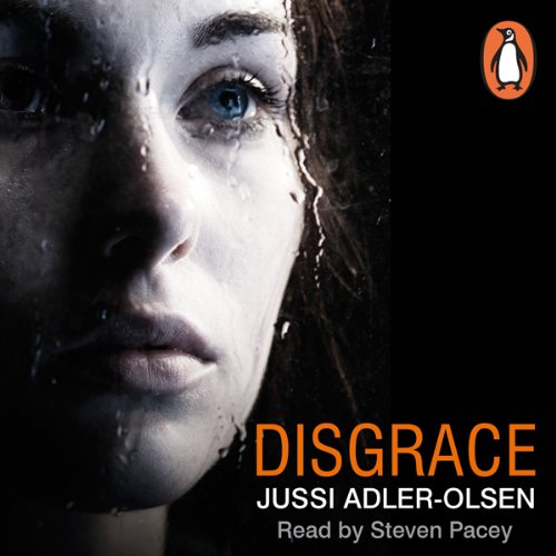 Disgrace     Department Q, Book 2              By:                                                                                                                                 Jussi Adler-Olsen                               Narrated by:                                                                                                                                 Steven Pacey                      Length: 14 hrs and 12 mins     1,338 ratings     Overall 4.5