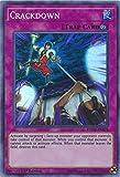 Yu-Gi-Oh! – Crackdown – DANE-EN078 – Super Rare – 1ª edición – Dark Neostorm