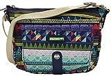 Lily Bloom Cristina Crossbody Bag (Stripe Jam)