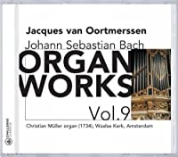 Bach: Organ Works, Vol. 9 by Oortmerssen (2008-05-13)