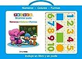 Pocoyó. Mi primer puzle: Números Colores Formas (Libros especiales)