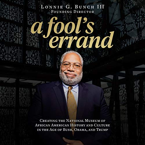 A Fool's Errand Titelbild