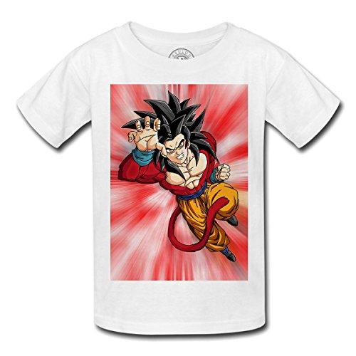 Fabulous T-Shirt Enfant Dragon Ball Z Anime Manga Japan Super Super Saiyan God Goku Sangoku GT