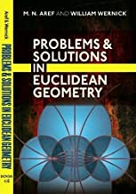 Best problems and solutions in euclidean geometry Reviews