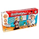 Science4you-Anatomia 2 en 1, Juguete Educativo y cientifico, Multicolor (80002229)