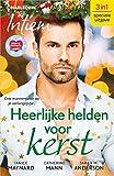 Heerlijke helden voor kerst (Intiem Favorieten Book 21) (Dutch Edition)