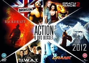 2012/Backdraft/Bronson/Crank/Death Race 2/S.W.A.T