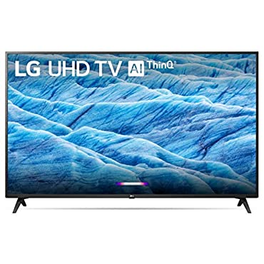 LG 43UM7300PUA Alexa Built-in 43 4K Ultra HD Smart LED TV (2019)