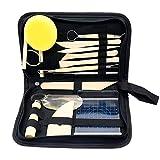 Herramientas Arcilla Kit de herramientas para modelar arcilla Herramientas de Cerámica Perfecto Polymer Clay Herramientas modelado de arcilla Set para Escultura Bricolaje Manualidades